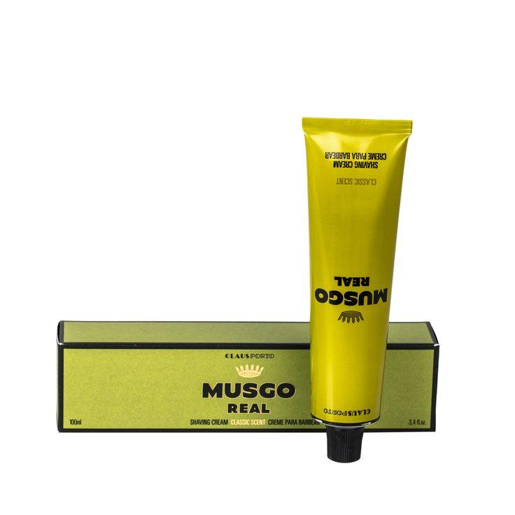 Musgo Real Classic Shaving Cream