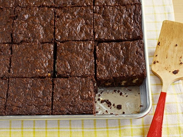 Outrageous Brownies Recipe : Ina Garten : Food Network i will need to hit up the grocery store to test this recipe out :)
