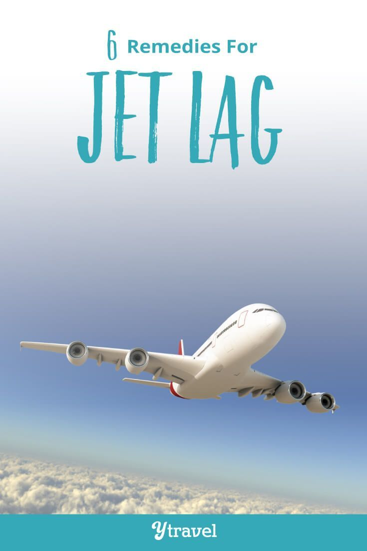 Do you suffer from jet lag after flying before you take