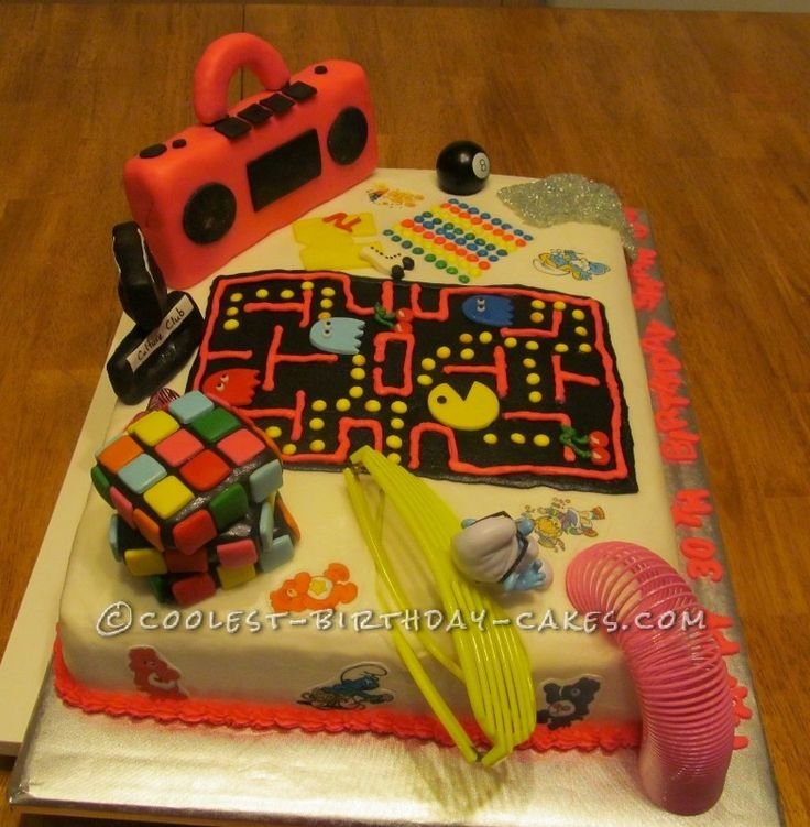Birthday Cake Ideas Cool : 25+ best ideas about Super Cool Cakes on Pinterest ...