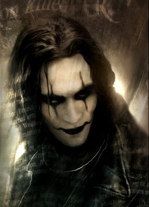 "A very good movie. This is from ""the crow""."