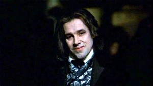 "stephen rea, one of my favorite actors, playing a vampire in ""Interview with a Vampire"""