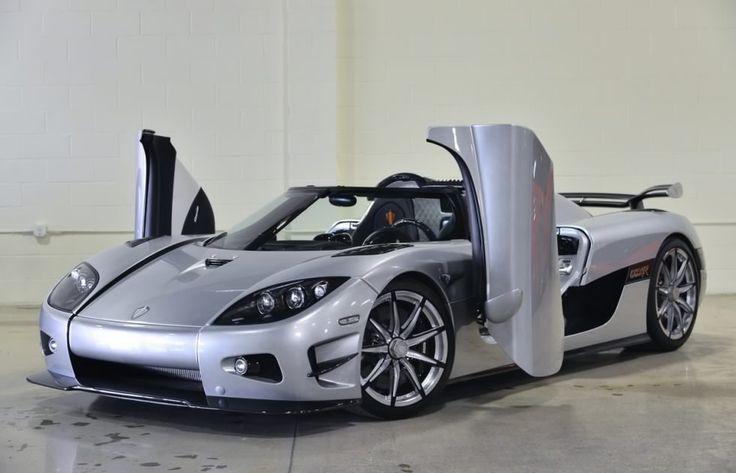 Koenigsegg CCXR Trevita $4.8m