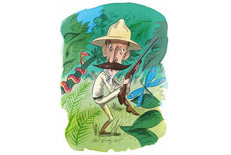 The Lost City of Z is a very long way from a true story — and I should know | The Spectator