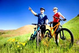 Why not bring your bicycle along on your next vacation at Christian Retreat? http://www.sa-venues.com/events/westerncape/wines2whales-mountain-bike-race/
