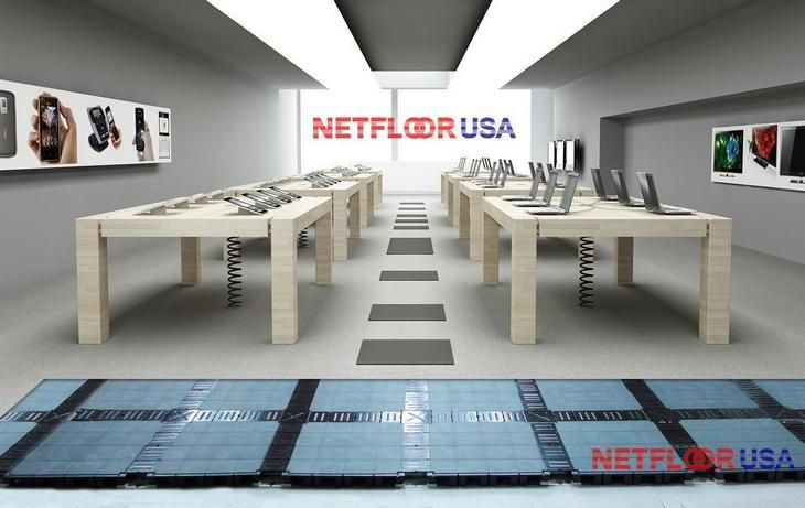 Spring 2015 Netfloor USA Retail Access Floor Design Competition | ARCH-student.com