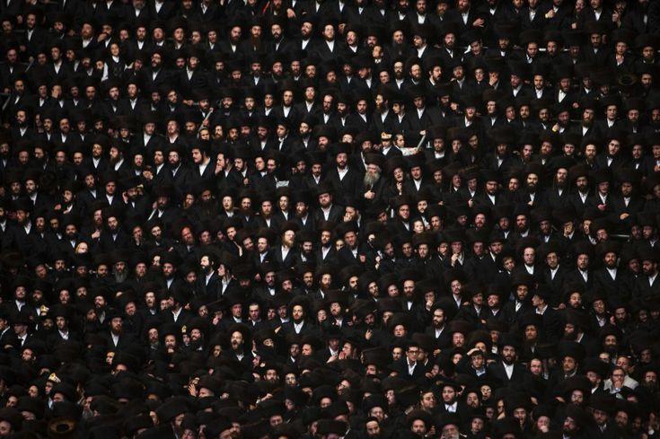 Gerusalemme, in 25mila per le nozze della sposa senza volto