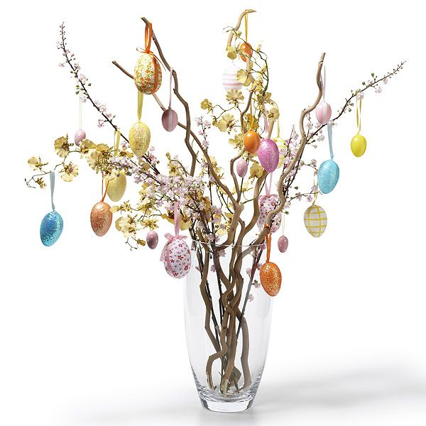 Such a Cute Idea You Also Could Put Beads,Moss or something in the Bottom of the Vase