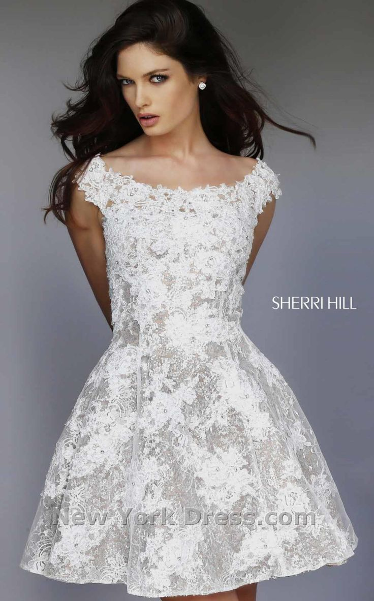 31 besten White Prom Dress/White Party Dress Bilder auf Pinterest ...
