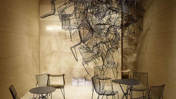 Tio chair: il design democratico di Massproductions