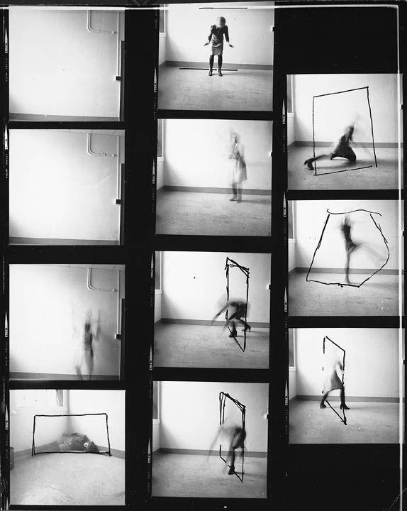 Francesca Woodman, _Untitled_, Providence, Rhode Island, 1976; Courtesy George and Betty Woodman; © George and Betty Woodman