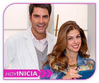 Hoy martes 2 de abril, todos los colombianos conocerán a la hipocondríaca del canal caracol, protagonizada por Stephanie Cayo y Ernesto Calzadilla.