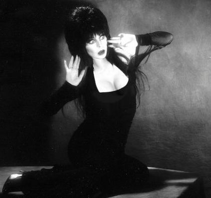 Is it bad that Elvira is one of my role models?