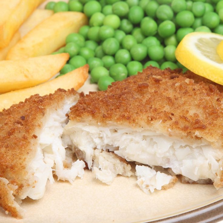 This breaded haddock recipe is easy to make and is a great week day meal.. Breaded Haddock Recipe from Grandmothers Kitchen.