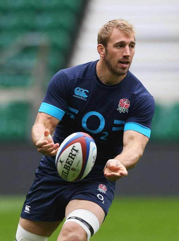 Why can't we all just get along? | Why Chris Robshaw Is The Ryan Gosling Of Rugby