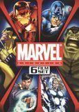 Marvel Animation: 6 Film Set [6 Discs] [DVD], A026190