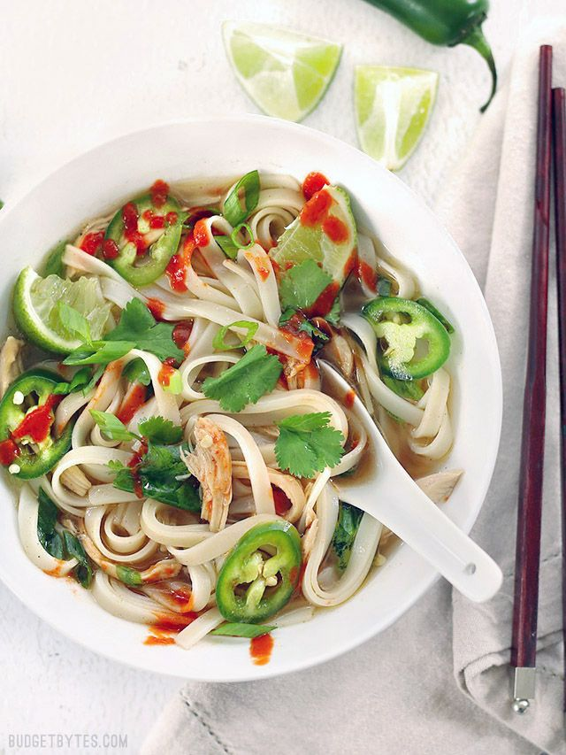 Quickie Faux Phở