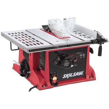 Factory Reconditioned Skil 3310 01 RT 10 In. Benchtop Table Saw