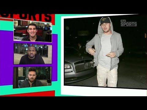 Johnny Manziel brings back the money phone | TMZ SPORTS