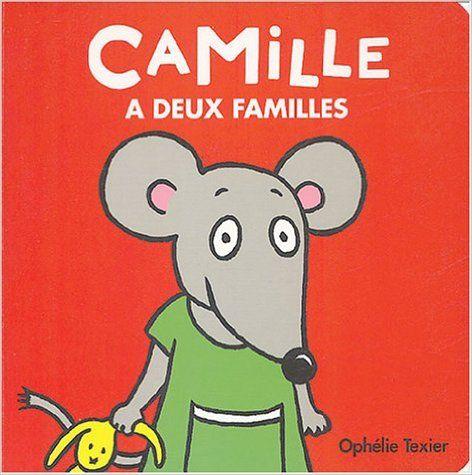 Amazon.fr - Camille a deux familles - Ophélie Texier - Livres