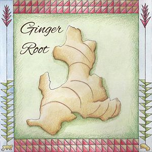Painting - Ginger Root by Christy Beckwith