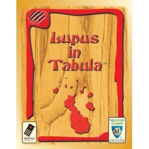 Lupus in Tabula (Werewolf) Card Game