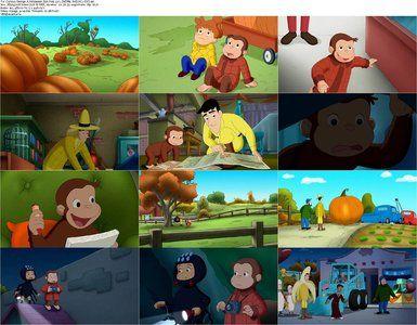 curious george halloween boo fest google search - Curious George Halloween Games
