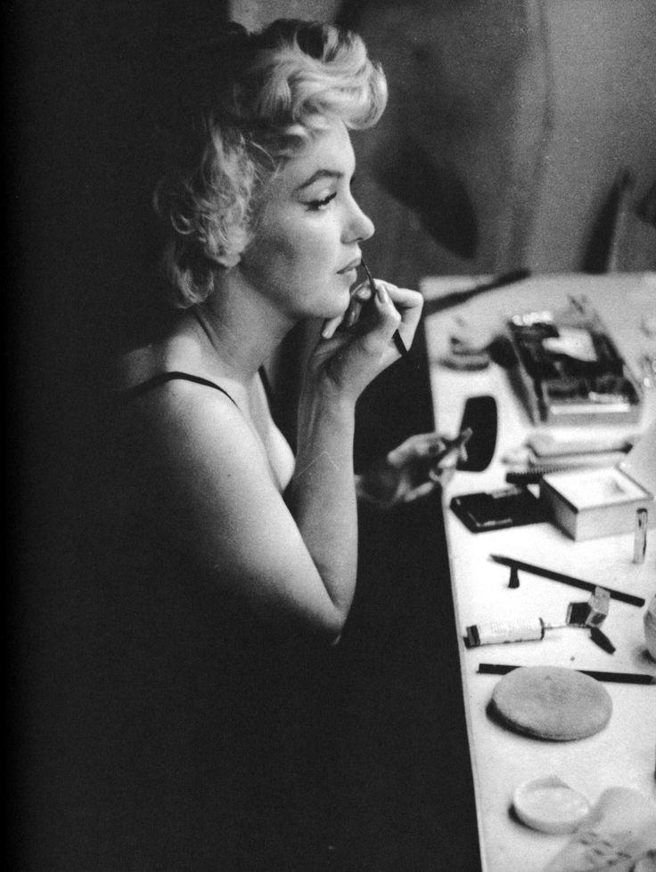 bohemea: Marilyn Monroe by Sam Shaw, 1954