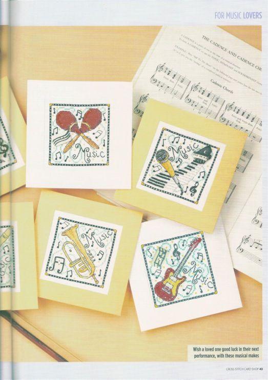 Gallery.ru / Фото #4 - Cross Stitch Card Shop 72 - WhiteAngel