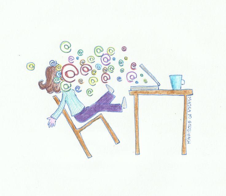 Co zrobić gdy zaleje nas tona mejli? http://www.paniswojegoczasu.pl/zostan-pania-swojego-czasu/utonac-zalewie/