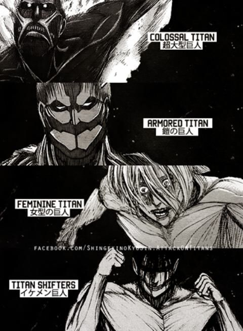 204 best Attack on Titan images on Pinterest | Attack on Titan ...