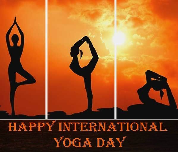 Happy International Yoga Day !! Yoga is a plenary way to health and soundness of a body. #physicalexercise, #healthy, #21styogaday, #peacefullife