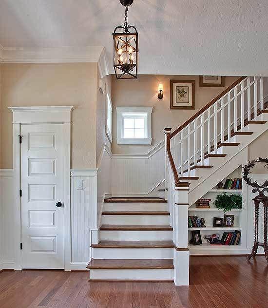 Best 25+ Craftsman Staircase Ideas On Pinterest