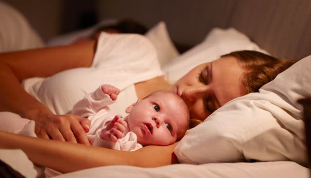 mymommy.gr   Μαμά και Παιδί : Co-sleeping :  αλήθειες και… μύθοι εις βάρος των π...