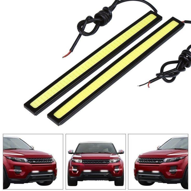 car styling 1XDRL 14cm flexible daytime running light waterproof DC12v External led light bar light source parking led fog light -- Find out more by clicking the VISIT button