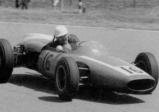 1963 Doug Serrurier, Otelle Nucci Team, LDS MK2 Alfa Romeo Engine