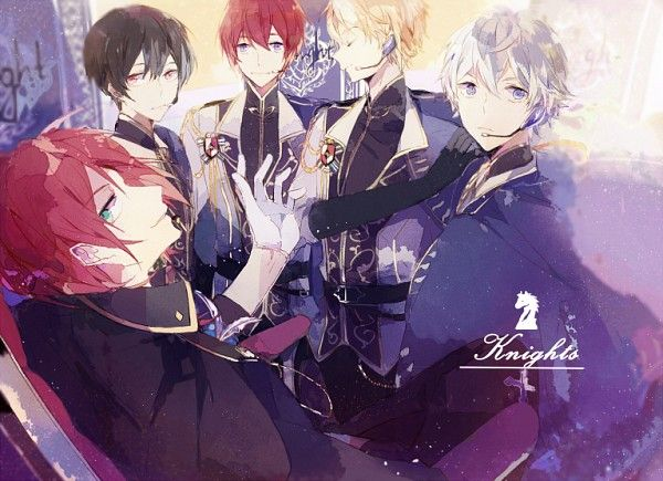 ensemble stars | zerochan / Ensemble Stars! / Knights (Ensemble Stars!) /#1947272
