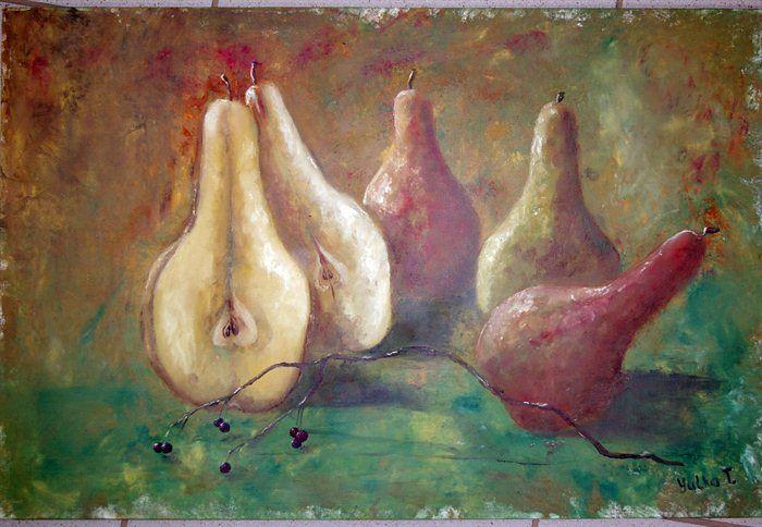 Pears by Yuliya