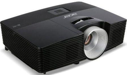 Acer Projector – X113 DLP 3D, SVGA, 2800 lm, 13000/1, SpectraBoost, Bag, lens cap, AAF Power EMEA