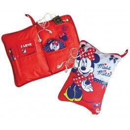 Supere cadeau de Noël, pochette Disney mode et girly ! http://www.bebegavroche.com/pochette-disney-minnie-mouse.html