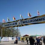 Volksfest Frühlingsfest München Herzlich Willkommen