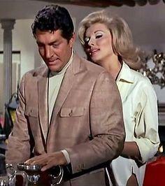 Sheila holds a pistol on Ortega. | Matt Helm's spy babes ...