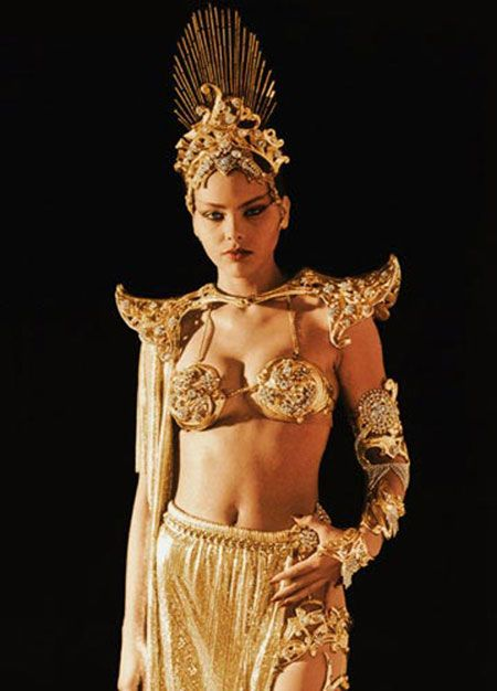 ACT I Sc 1: Antioch : Antiochus's Daughter (Melinda M) [Princess Aura from Flash Gordon]