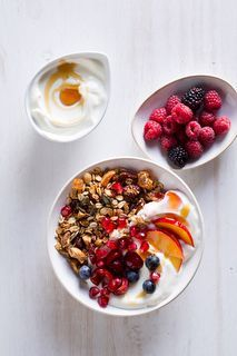 Granola - for breakfast, every day