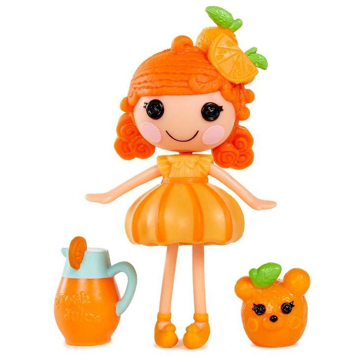 Mini Lalaloopsy Doll- Tangerine Citrus Zest