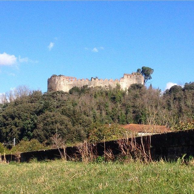 La rocca di San Paolino a Ripafratta - Pisa