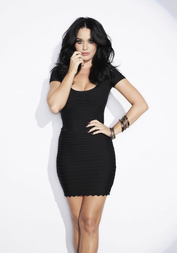 Katy Perry- I like to think she's my body twin... Except for that chest.