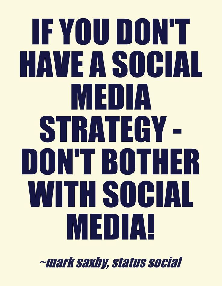 Famous words said by our expert trainer and social media specialist Mark Saxby. Talk to us about social media strategy and how to put together a social media strategy. Visit www.statussocial.co.uk or call 01332 776 910