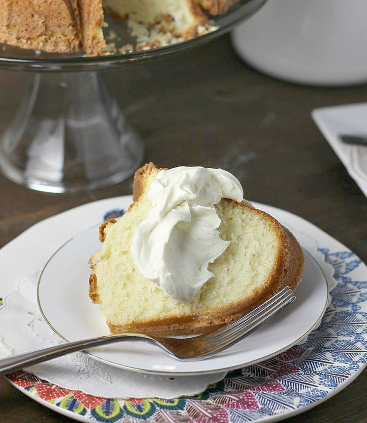 Perfect Pound Cake | Dough-Eyed