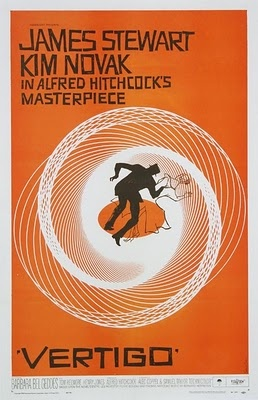 Vertigo. A lot more special effects than other Hitchcock films. I found the color overlays distracting.